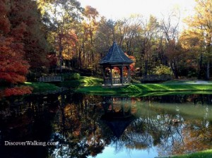 Gibbs Gardens Is A Walk In The Park