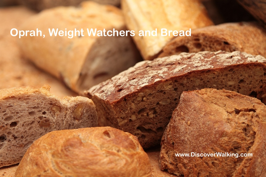 Oprah, Weight Watchers and Bread