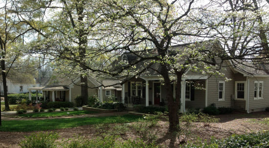 Craftsman Style House - Roswell, Georgia