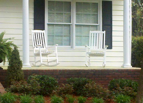 Front Porch Atlanta Pollen