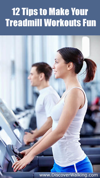 12 Tips to Make Treadmill Workouts Fun