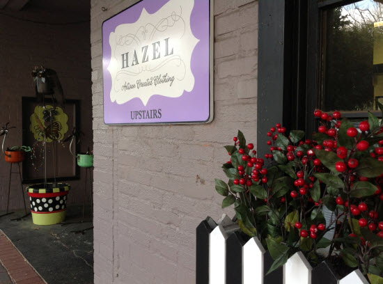 Hazel Clothing - New iPad 3 Photo
