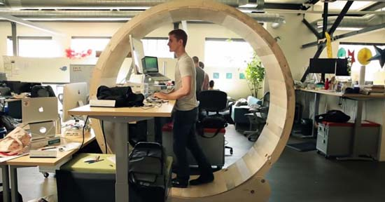 Human Sized Hamster Wheel Fact Or Fiction