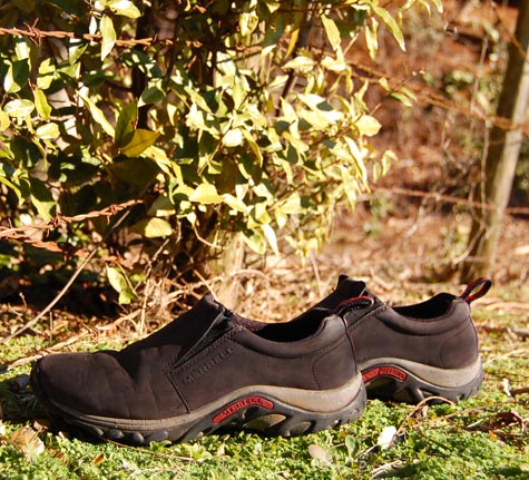 How to Clean Merrell Jungle Moc Walking Shoes