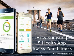 Samsung S-Health App Review