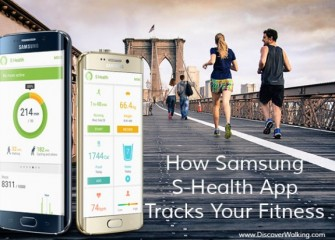 How Samsung S-Health App Tracks Your Fitness