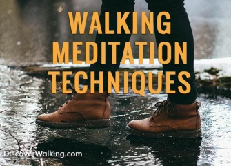 Walking Meditation Techniques