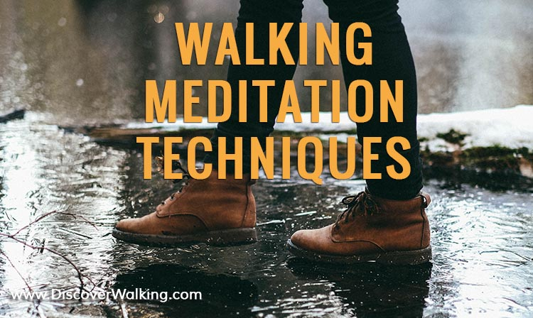 Discover how to meditate as you walk