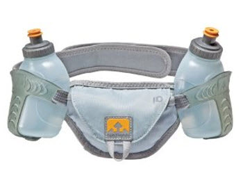 Two Flask Hydration Belt Waterpack