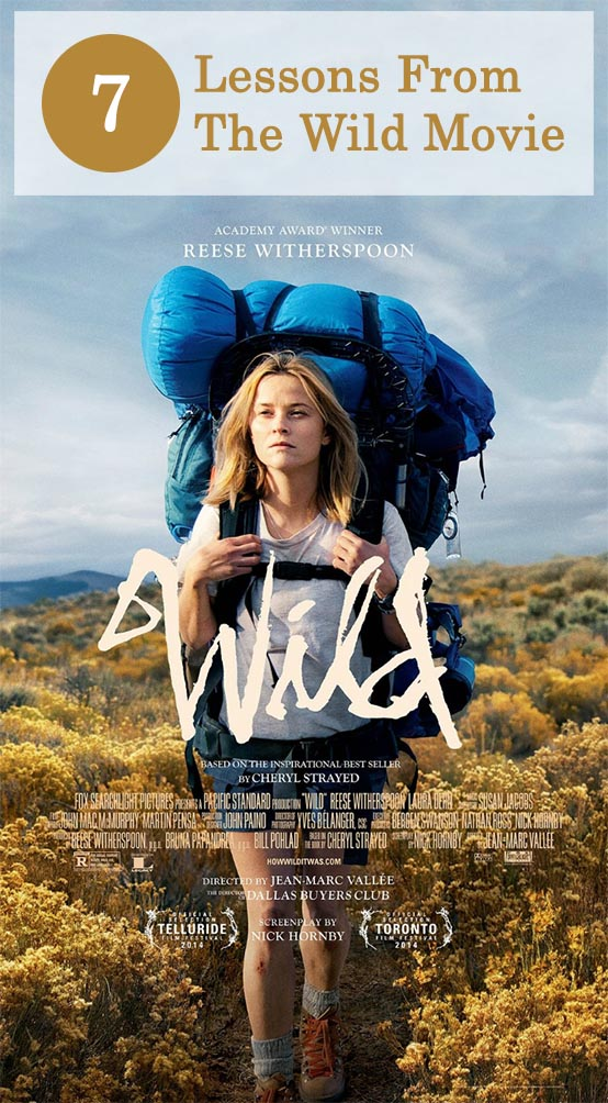 Wild Movie - Cheryl Strayed & Reese Witherspoon
