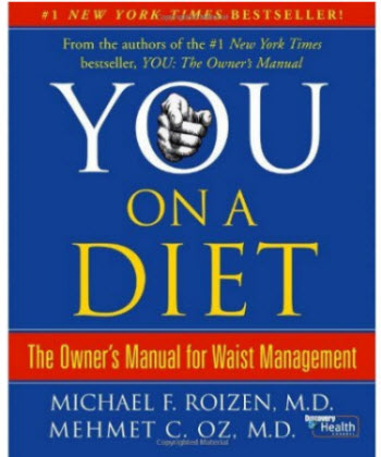 You On A Diet By Michael F Roizen & Dr. Oz